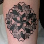 Geometry Mandala by James Jameserson