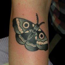 Tattoo by James Jameserson