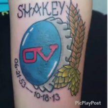 OV Shakey by Renato Marino