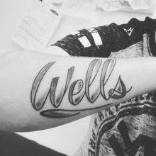 Wells custom script by Renato Marino