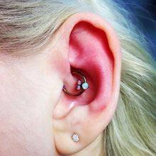 daith piercings by Tabatha Andreason
