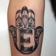 Teemu Hamsa tattoo