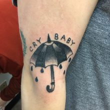 Teemu umbrella
