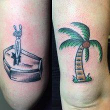 Teemu Get What You Get Tattoo