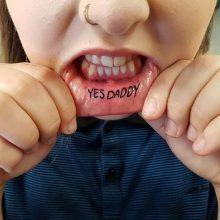 Ren Daddy Tattoo
