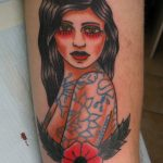 James Jameserson Tattooed Lady